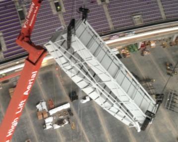 US Bank Stadium_Speaker Rigging (1)